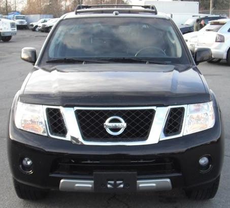 Jim Click Nissan >> Nissan Pathfinder 2008-2012 - FormFit Hood Protectors