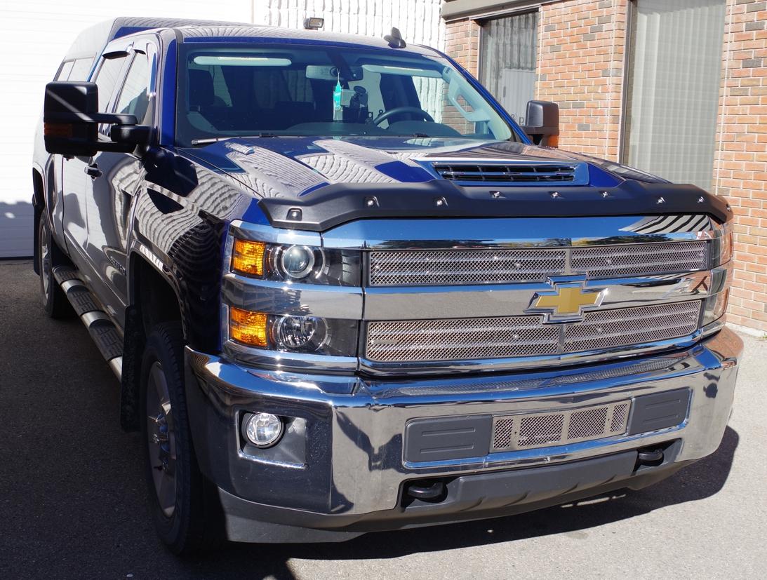 Chevrolet Silverado 2500/3500 Diesel (2017-2019) Smooth ...