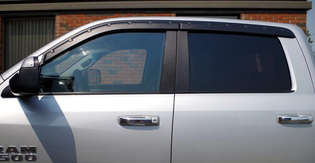 Dodge Ram 2500 3500 2010 2019 Tough Visors Crew Cab